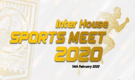 Inter House Sports Meet 2020