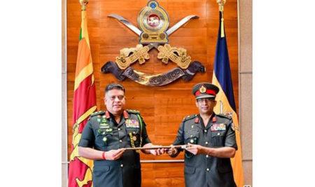 Awarding Special Batons
